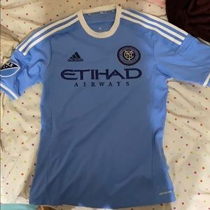 NYCFC 1st home jersey